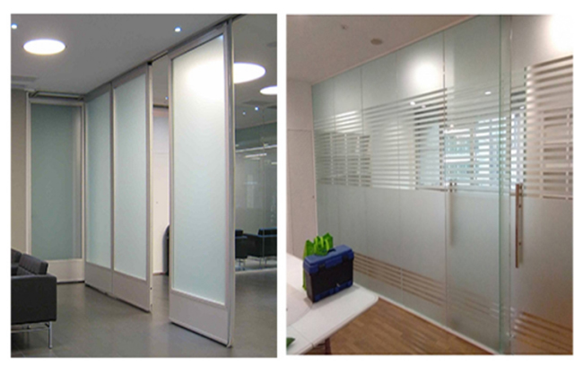 tempered glass room dividers for offices,white tempered