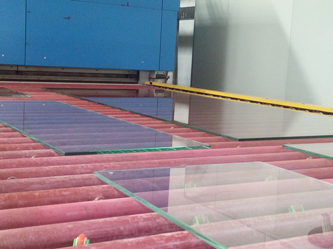10mm tempered glass process