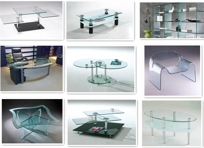 Glass Furniture Factory Price