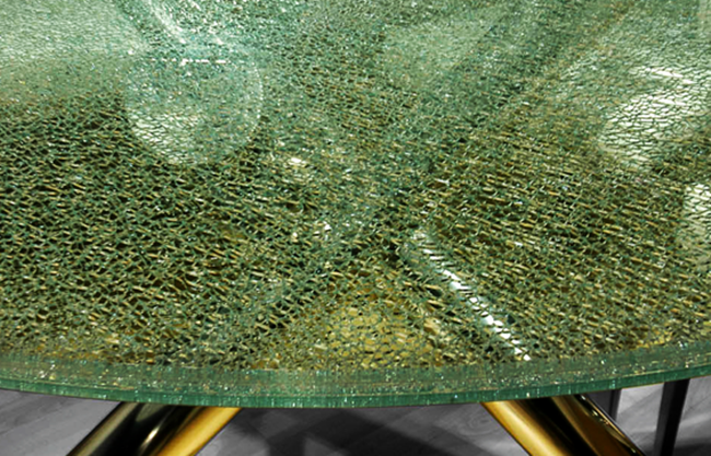 crackled-glass_tempered glass table tops