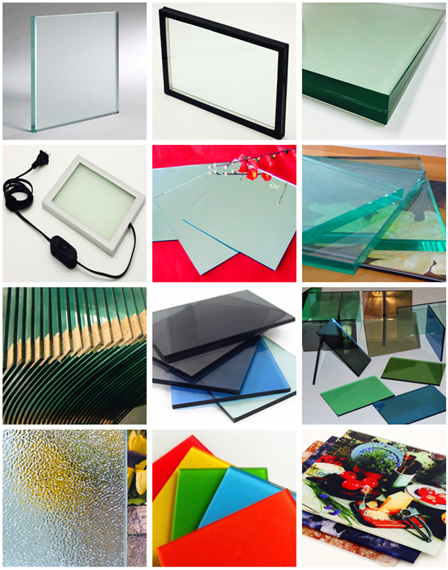 jimy glass main product list