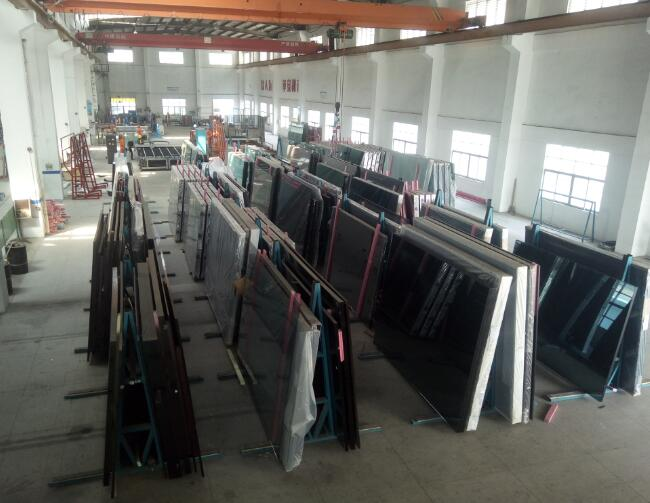 high quality tinted glass factory