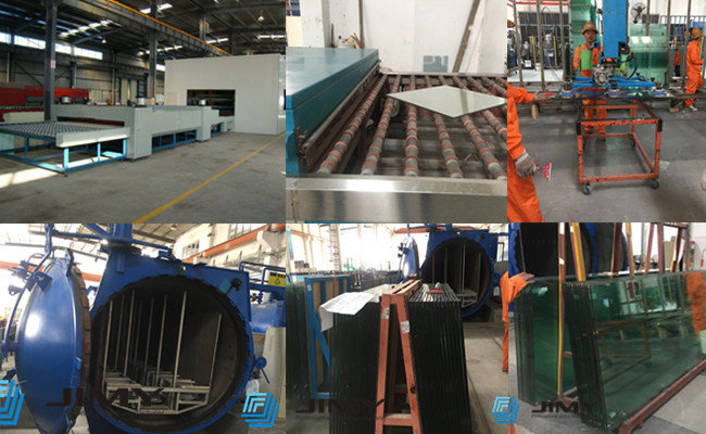 China SGP hurricane proof glass exporter