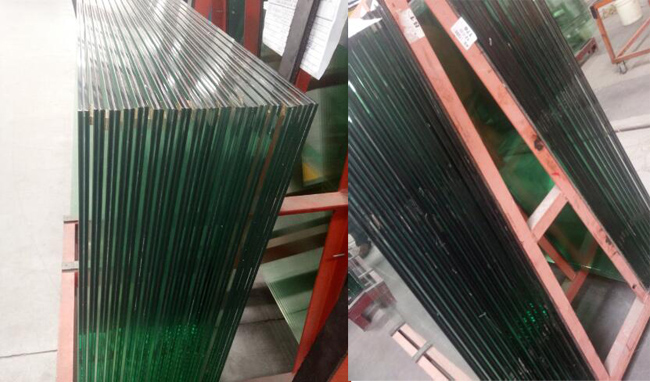 25.52mm tempered laminated glass