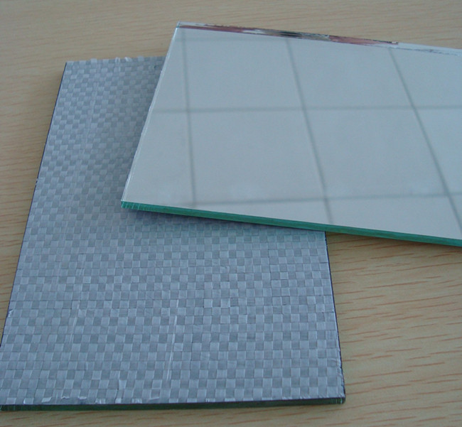 China 4mm Safety Backed Mirror Price