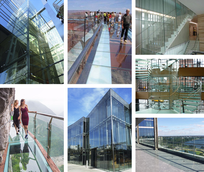 SGP structural laminated glass supplier