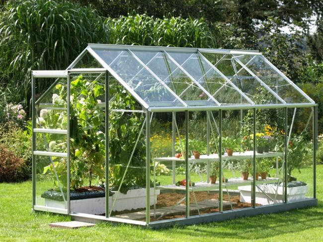 china glass greenhouse suppliers