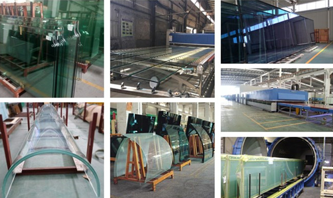 tempered laminated insulated glass