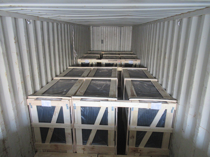 strong packing for insulated glass