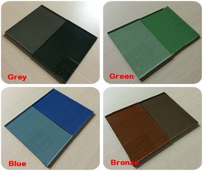 China tinted glass manufacturer