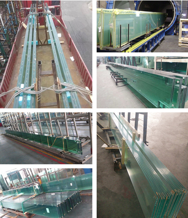 customized glass fin curtain wall