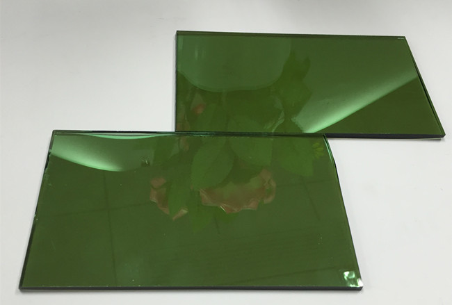 dark green reflective glass prices