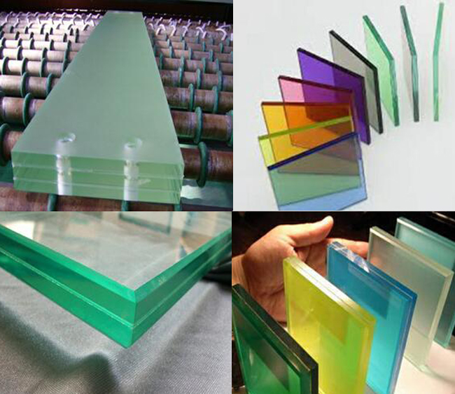 CE certified laminated glass supplier china