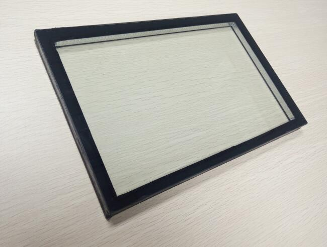 22mm custom cut insulated windows glass