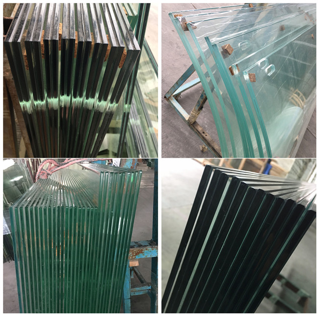 heat strength tempered laminated glass specification