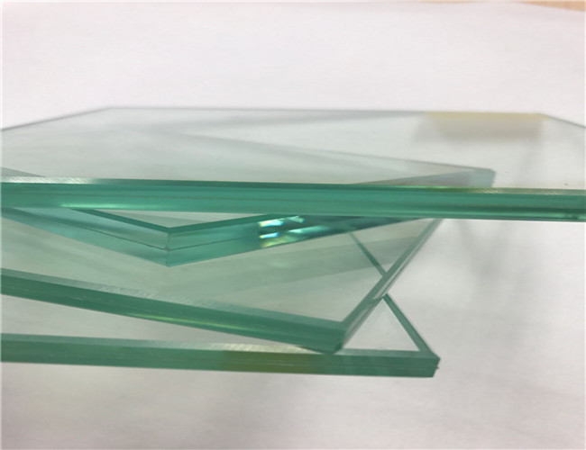 553 clear HS laminated glass