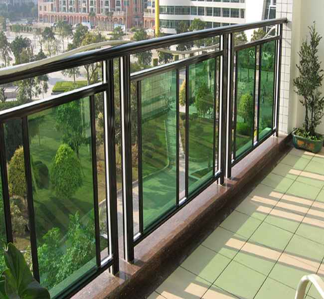 safety tempered laminated glass