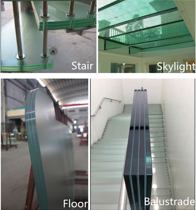 MULTI-LAYER LAMINATED GLASS APPLICATION
