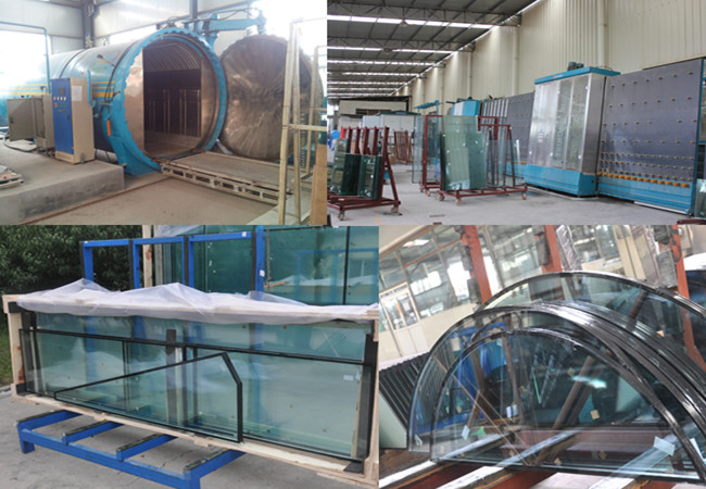 invisible curtain wall glass price