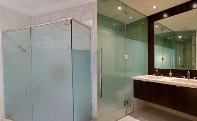 Frosted glass interior doors manufacturers