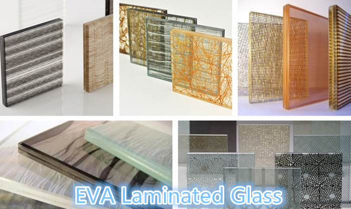 EVA laminated glass supplier