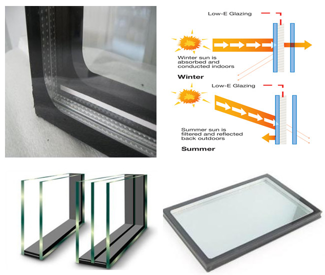 safety low-E insulated glass