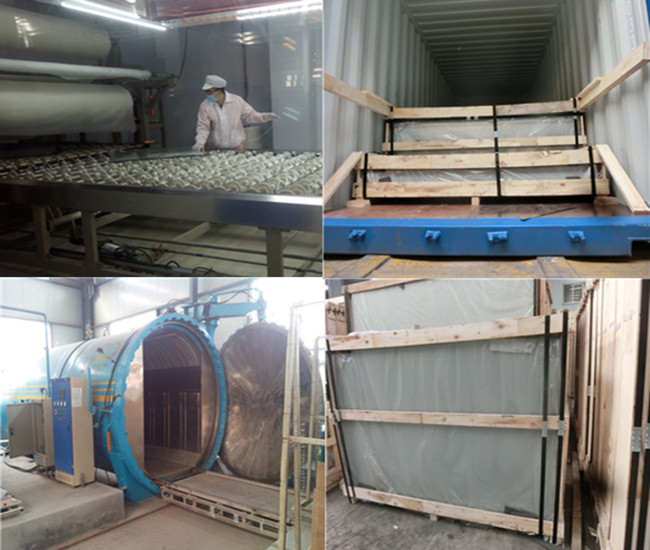 safety bullet resistant laminated glass manufacturer