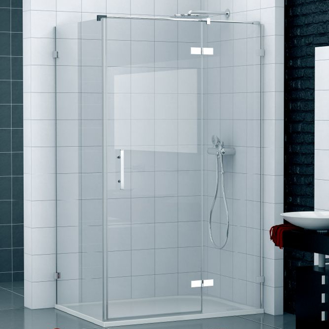Safety tempered glass for shower room