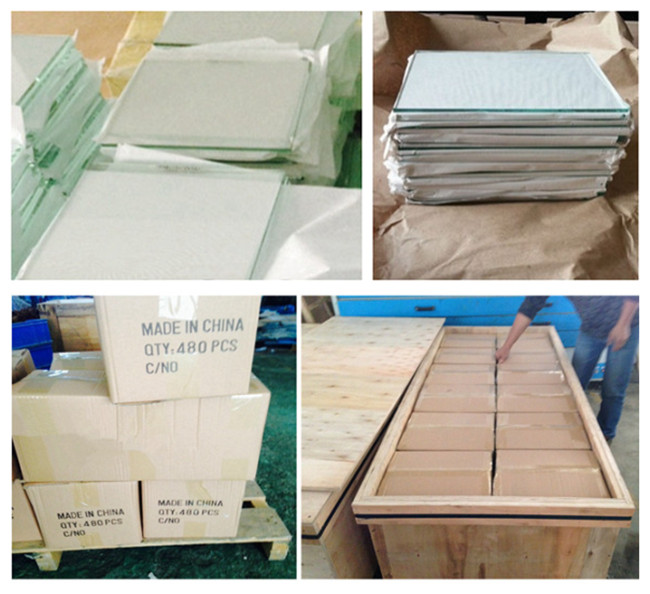 glass photo frame packing