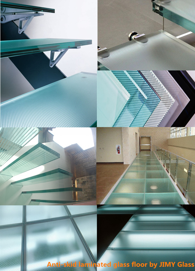 31mm safety slip resistant glass floors exporters