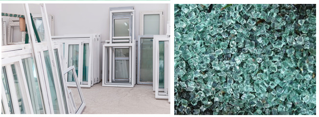 window glass factory in China
