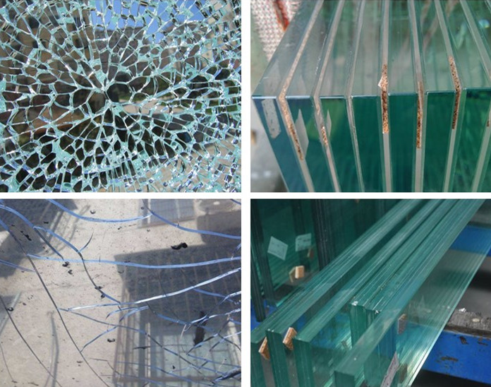 heat-strengthened laminated glass VS fully tempered laminated glass