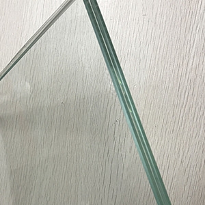 11.52 ultra clear SGP laminated glass,super clear safety glass with SGP interlayer