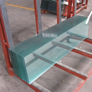 11 52mm Ultra Clear Sgp Laminated Glass Low Iron Sgp Glass