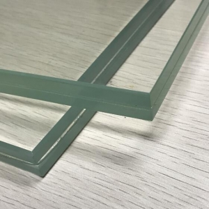 13.52mm ultra clear laminated glass price,china manufacturer 664 tempered laminated glass