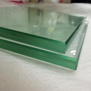 17.52mm 21.52mm heat soaked toughened laminated safety glass supplier