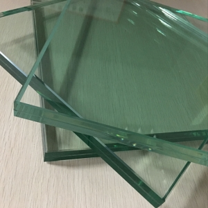 21 52mm Clear Tempered Laminated Glass Price China