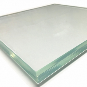 25.52mm 26.28mm 27.04mm 12+12mm flat and curved safety low iron clear SGP tempered laminated glass China manufacturer
