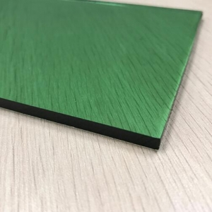 5mm Dark Green Tinted Float Glass Manufacturer Price