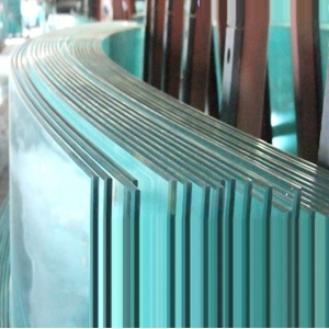 5mm custom size curved tempered glass manufacturer 1/5'' curved toughened glass cost