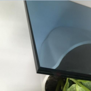6.38mm ford blue laminated glass, 331 light blue laminated glass supplier, 3+3mm light blue laminated glass China factory