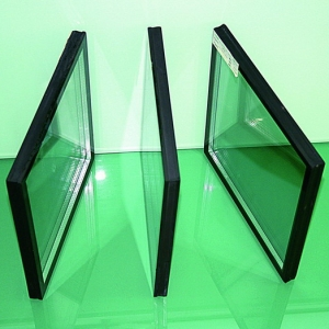 6mm+12A+6mm clear toughened double glazed panels,safety tempered insulated glass units