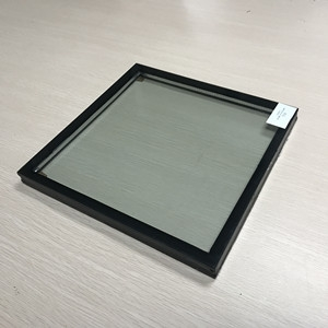 6mm+9A+8mm clear tempered insulated glass,colorless sealed double glazing,23mm IGU glass suppliers
