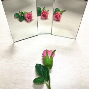 6mm environmental-friendly mirror,China lead-free mirror,copper-free silver mirror supplier
