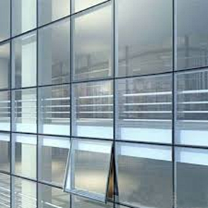 Architectural glasss manufacturer,8+12A+9.14mm tempered laminated insulated glass curtain wall
