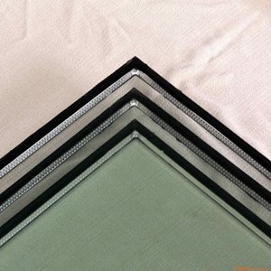 Best glass choose for door-Tempered laminated low-E insulated glass