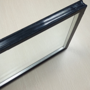 Buy solar control 4+9A+4mm insulated glass from China