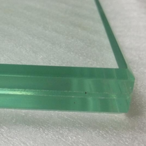 CE Certified 25.52mm safety tempered laminated glass balustrade factory China