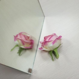 CE Certified Custom 44.2 Clear Laminated Glass Mirrors Manufacturer China