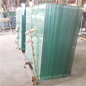 CE standard PVB 88.4 ESG VSG tempered laminated glass 17.52mm China manufacturer